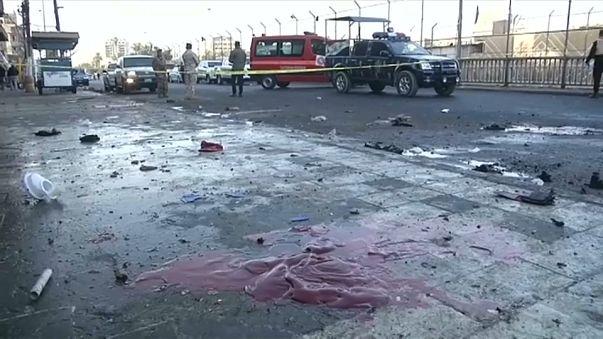 Un autre double attentat suicide à Bagdad