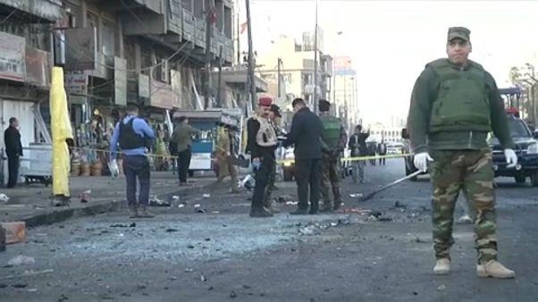 Kettős robbantás Bagdadban