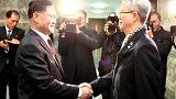 Νέες συνομιλίες Βόρειας και Νότιας Κορέας