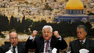 محمود عباس: اقدام ترامپ معامله قرن نیست، سیلی قرن است