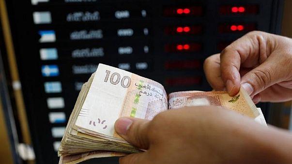 العملة المغربية