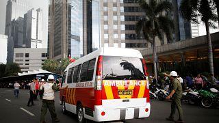 Indonesien: Verletzte bei Einsturz in der Börse Jakartas