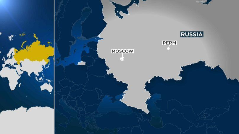 Russia, accoltellati insegnante e studenti in una scuola a Perm