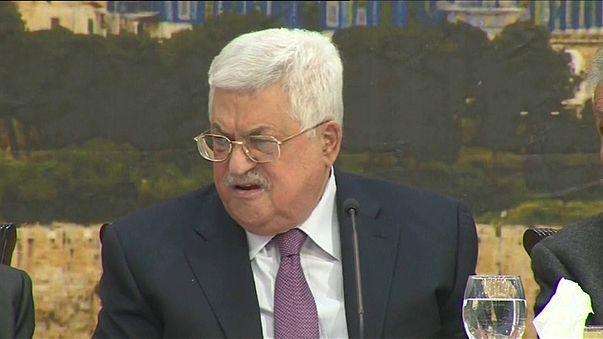 Abbas slams Trump peace plan as 'slap of the century'