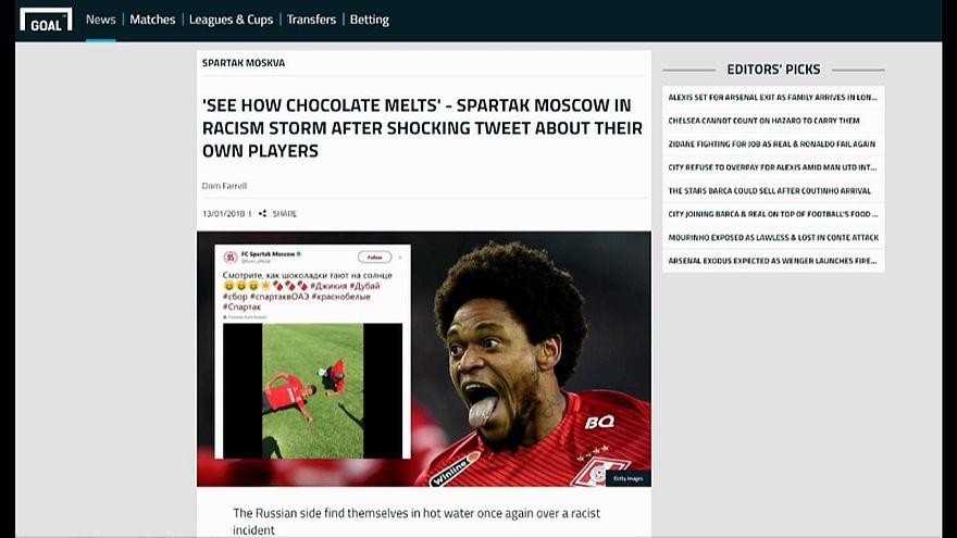 FIFA verurteilt Rassismus bei Spartak Moskau