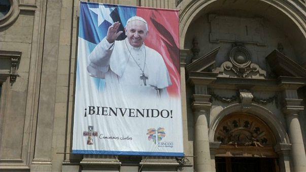 La corona di spine sudamericane del Papa