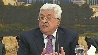 Abás pide a la OLP reconsiderar los Acuerdos de Oslo