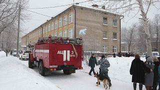 Perm: 12 Verletzte nach Messer-Attacke in Schule