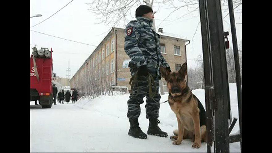 Késes támadás egy orosz iskolában