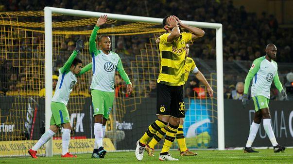 Borussia Dortmund marca passo na Bundesliga