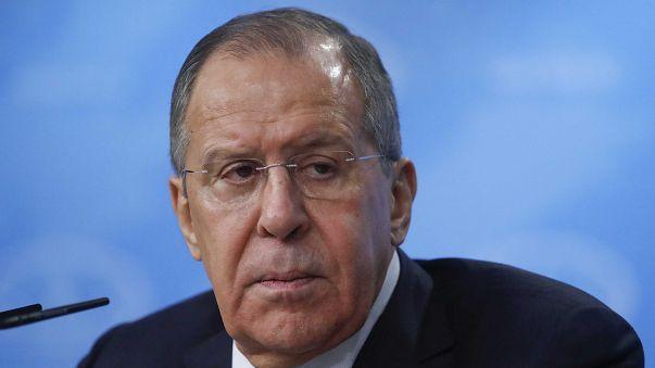 Lavrov sermonne les Etats-Unis