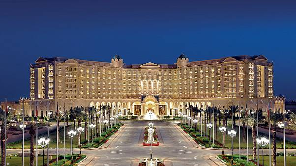 فندق ريتز كارلتون الرياض