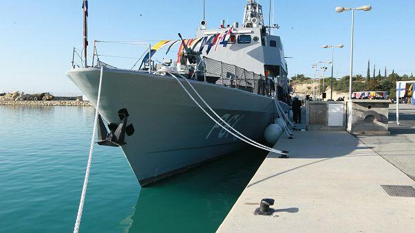 Κύπρος: Νέο πολεμικό πλοίο απέκτησε η Εθνική Φρουρά