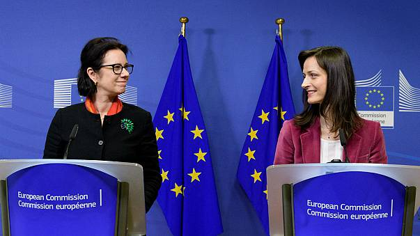Mariya Gabriel, Commissaire européenne à l'Economie et Société numériques