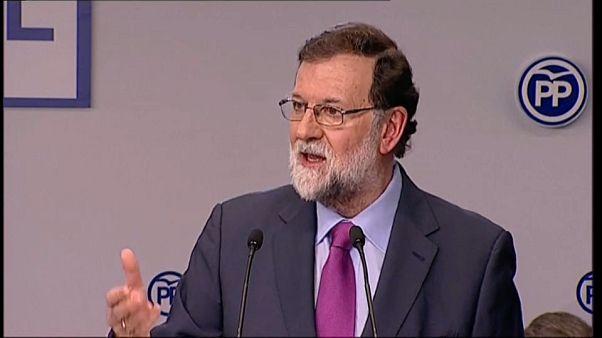 Rajoy impediría la investidura de Puigdemont