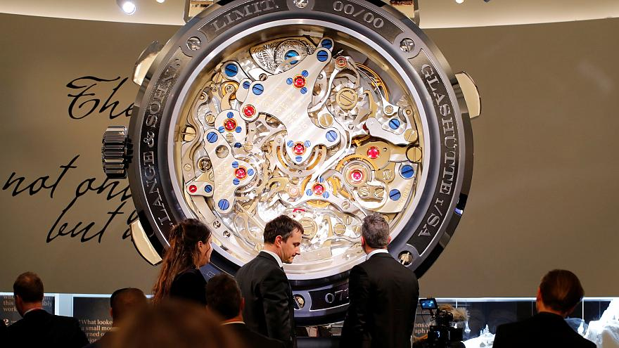 SIHH timepiece exhibition opens in Geneva
