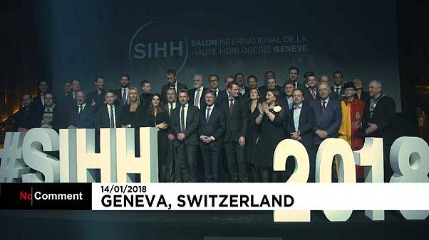 Alta Relojoaria abre as portas em Genebra