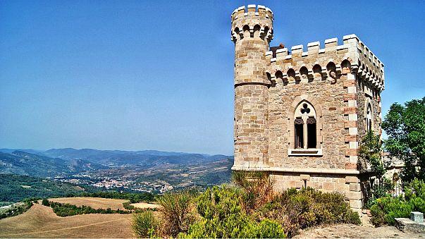 Magdala Tower, Rennes-le-Château