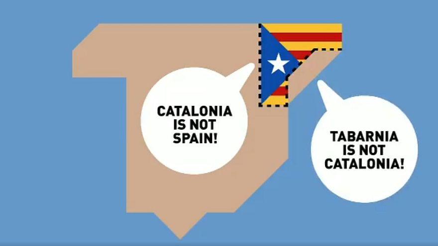 Tabarnia quiere ser el espejo en el que se miren los independentistas catalanes