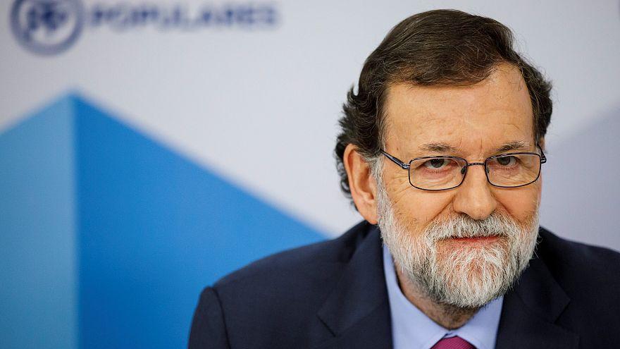 Rajoy rejeita possível investidura à distância de Carles Puigdemont