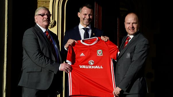 Ryan Giggs neuer walisischer Nationaltrainer