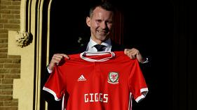 Гиггз - новый тренер валлийцев