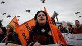 24-Stunden-Streik legt Nahverkehr in Athen lahm