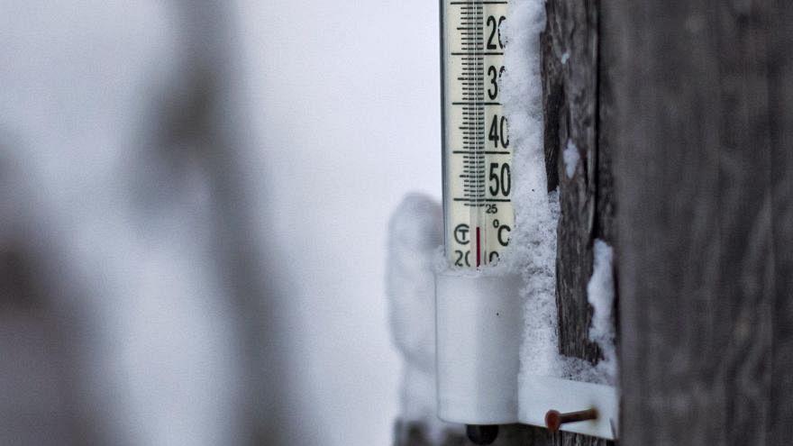 Якутия: аномальные морозы