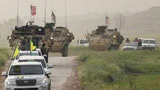 تركيا تتوعد بسحق القوة العسكرية التي تشكلها أمريكا شمال سوريا