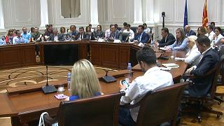 Fortschritte im Streit um Mazedoniens Namen
