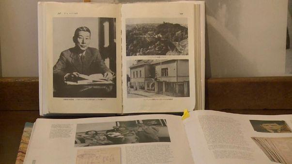 Tributo de Shinzo Abe al 'Schindler de Japón'