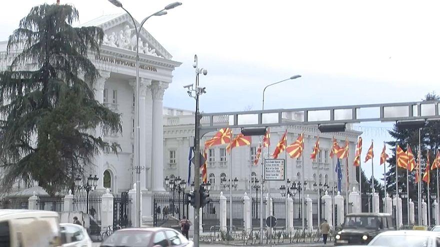 O nome da Macedónia, uma questão com 25 anos