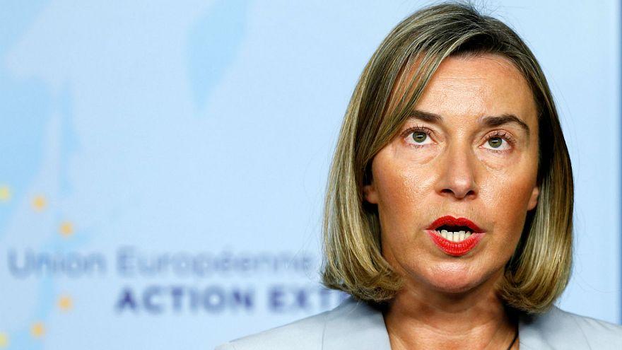 Federica Mogherini, uniós főképviselő