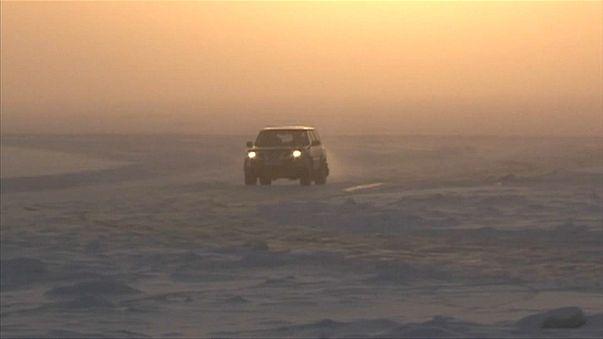 Sibéria regista 68 graus negativos