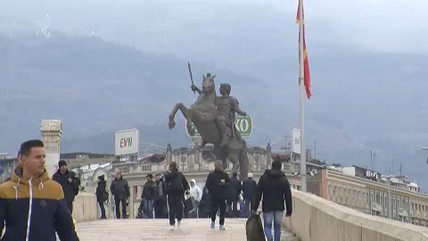 Tárgyalások kezdődnek Macedónia nevéről
