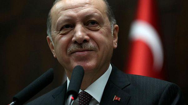 Ερντογάν: «Η Τουρκία θα συντρίψει τον τρομοκρατικό στρατό των ΗΠΑ»
