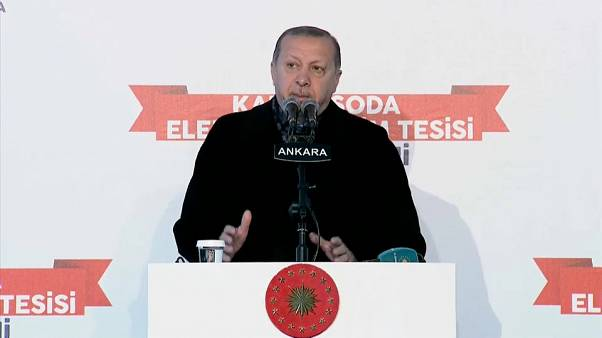 "Erdogan advierte a Trump sobre Siria: ""No se interponga"""
