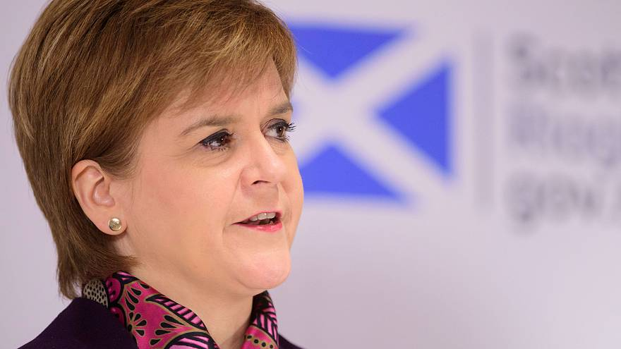 First minister Nicola Sturgeon says staying in single market the only sensible option for Scotland