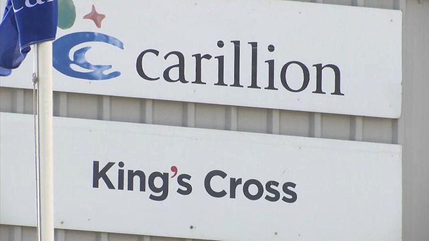 Fallisce il gigante delle costruzioni Carillion