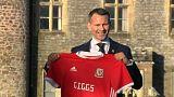 رايان جيجز المدرب الجديد لفريق ويلز لكرة القدم