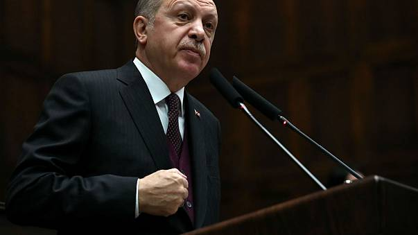 Erdoğan: Bize düşen terör ordusunu doğmadan boğmaktır
