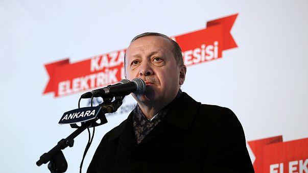 """Erdogan : """"Tuer dans l'œuf cette armée terroriste"""""""