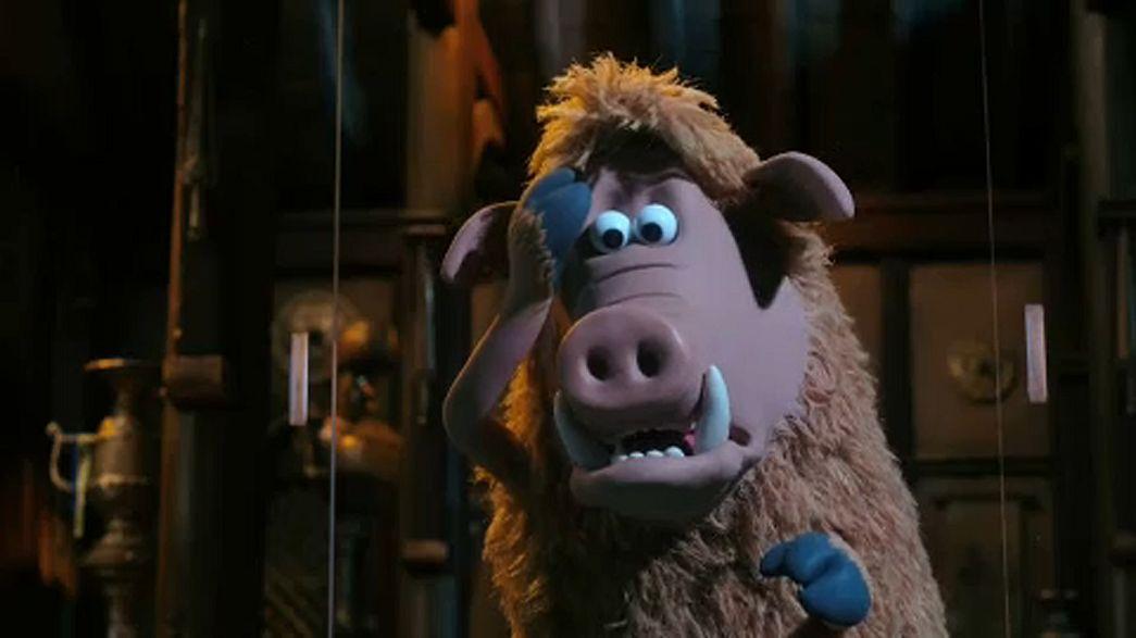Ősök - Nick Park új családi animációs vígjátéka
