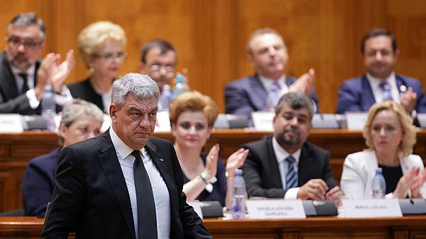 Romanian PM Mihai Tudose resigns after losing party support