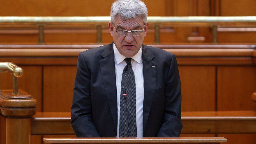 Lemond Mihai Tudose román miniszterelnök