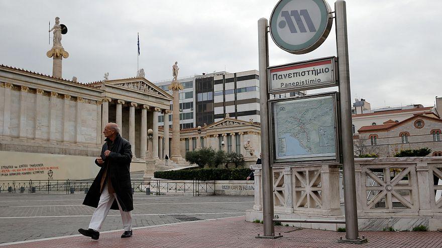 Földrengés volt hétfő este Görögországban