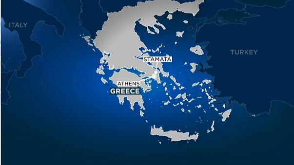 Grecia:  scossa  di terremoto è stata registrata alle 21.24 (cet) nella Grecia centrale a nord di Atene