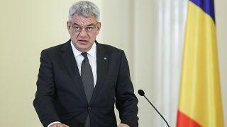 Primeiro-ministro da Roménia demite-se