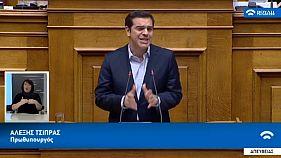 El Parlamento griego aprueba un nuevo paquete de reformas