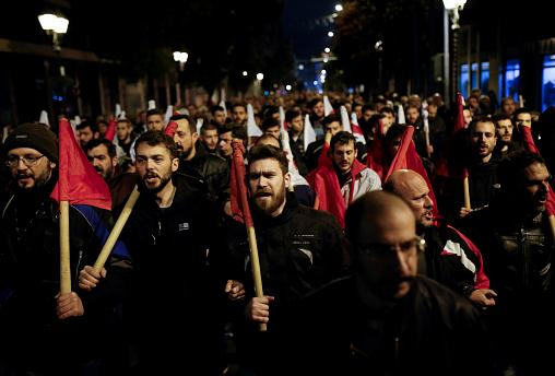 Protests and clashes in Athens as parliament passes more reforms